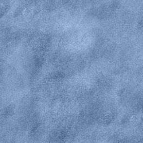 Dusty Blue Color Watercolor Texture