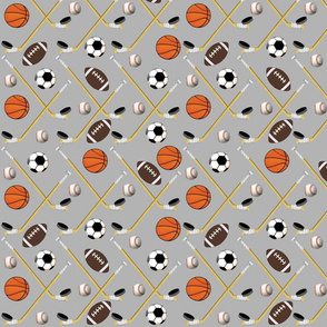 Ball Sports with Hockey