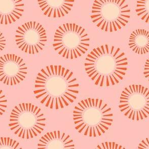 Suns Tossed Peachy