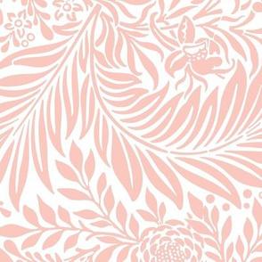 Large Pink Floral