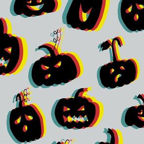 Pumpkin Glare