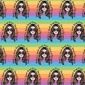 Boop! -Rainbow- tiny scale