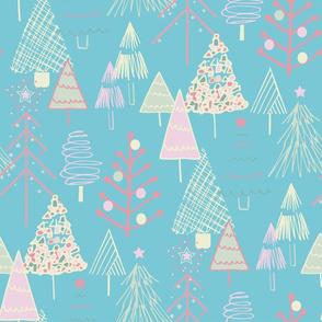Mint Christmas Tree