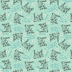 Teeny- Drown in a Sea of Dicks