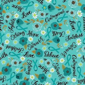 Ovarian Cancer Words of Encouragement
