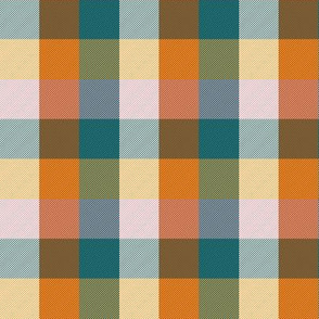 """simple 1""""madras - portugal-inspired colors"""