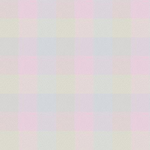 "simple subtle 1""madras - lilac, mauve and grey"