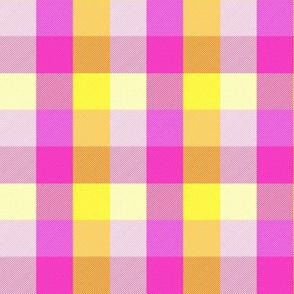 "simple 1""madras - pink lemonade"