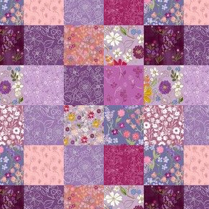 Fairy Scale Patchwork