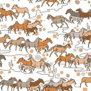 Desert Herd - Neutrals