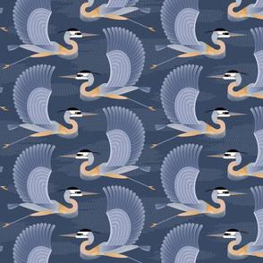 Heron - dark