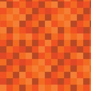 Blocky Gamer Orange Small