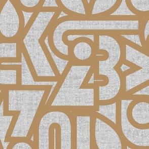 Bauhaus chatter jumbo