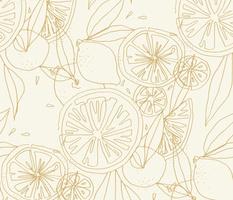Citrus Line Gold