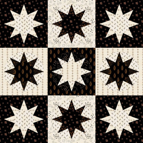 black and white stars.with brown lines added-01