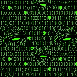 Alien Invasion. The Code.