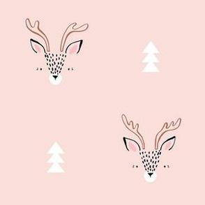Deer pink