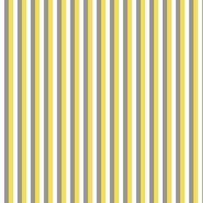 Yellow , gray and white stripe summer 2021