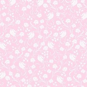 Bellflowers - pink ice