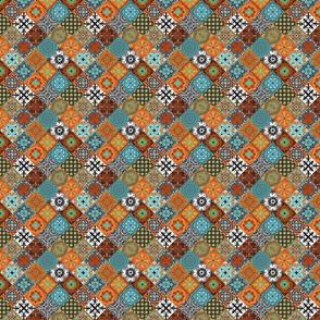 Dollhouse Talavera Tiles REMASTERED