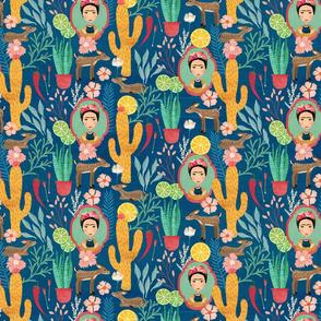 Frida and Granizo {small}