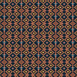 Sedona Aztec - small scale