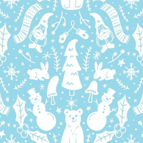 Nordic Winter Critters