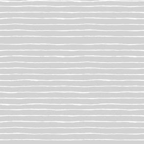 Wobbly Stripe gray