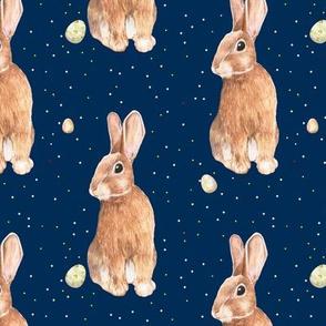 Cosmic Bunny Eggs