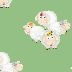Lady Lambs Garden Club 2