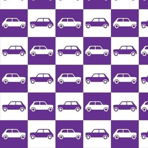 Mini_cooper_checkerboard_-_purple_%26_white