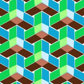 Cool Geo Weave