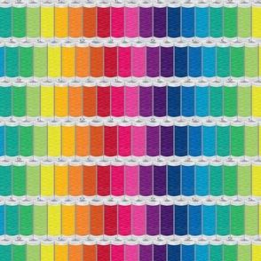 Rainbow spools