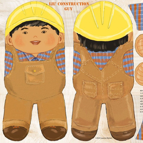 Lil Construction Guy Asian