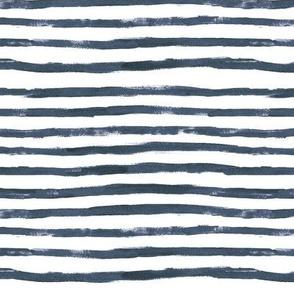 maple stripe-faded indigo