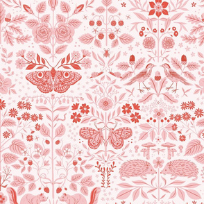 Flora & Fauna | Pink Lemonade | small
