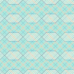 Retro Summer Geometrics