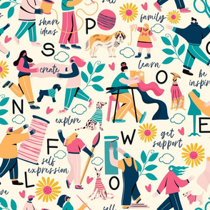 Spoonflower Community