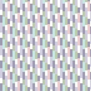 Easter Color Block, Pastel