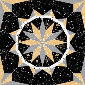 celestial patchwork
