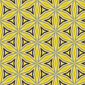 yellow-gray abstract 1 - Pantone Color of the year 2021