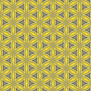 yellow-gray abstract 2 - Pantone Color of the year 2021