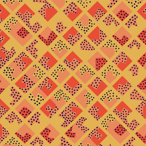 Going Dotty - Large Scale