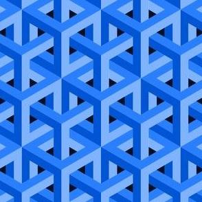 Interwining Cubes