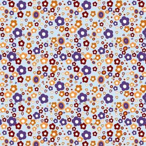 pattern 3 blue