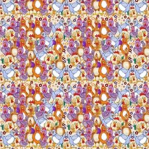 pattern 4 tan