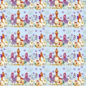 pattern 5 blue