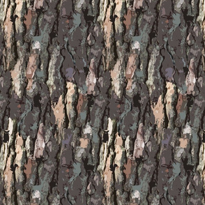 Pine Tree Bark 150