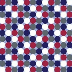 Patriotic Mod Dots