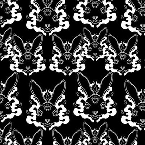 Trippy Rabbits small scale